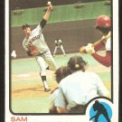 San Francisco Giants Sam McDowell 1973 Topps Baseball Card # 511 vg