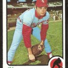 Chicago White Sox Jim Geddes 1973 Topps Baseball Card # 561 nr mt
