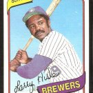 Milwaukee Brewers Larry Hisle 1980 Topps Baseball Card #430 nr mt