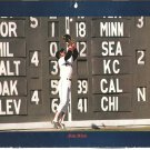 Boston Red Sox Jim Rice 1985 Pinup Photo