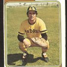 San Diego Padres Variation Fred Kendall 1974 Topps Baseball Card # 53a vg