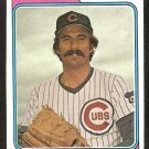 Chicago Cubs Bob Locker 1974 Topps Baseball Card # 62 ex mt