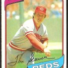 Cincinnati Reds Tom Seaver 1980 Topps Baseball Card # 500 nr mt