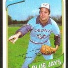 Toronto Blue Jays Tom Buskey 1980 Topps Baseball Card # 506 nr mt
