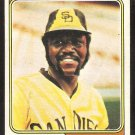 WASHINGTON NATIONAL LEAGUE NATE COLBERT 1974 TOPPS # 125 G/VG
