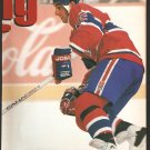 MONTREAL CANADIENS DENIS SAVARD 1991 PINUP PHOTO