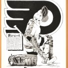 Philadelphia Flyers Bernie Parent Montreal Canadiens Denis Savard 1991 Pinup Photos