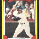 Boston Red Sox Jim Rice 1982 Drakes Big Hitters Baseball Card # 27 ex