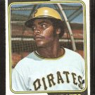 Pittsburgh Pirates Dave Parker Rookie Card RC 1974 Topps Baseball Card # 252 g/vg
