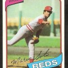 Cincinnati Reds Mario Soto 1980 Topps Baseball Card # 622 ex mt