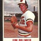 BALTIMORE ORIOLES JIM PALMER 1978 HOSTESS # 116
