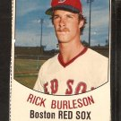 Boston Red Sox Rick Burleson 1977 Hostess Baseball Card # 68 fair/good