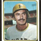 Pittsburgh Pirates Dal Maxvill 1974 Topps Baseball Card # 358 ex