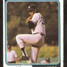 New York Yankees Pat Dobson 1974 Topps Baseball Card # 463 good
