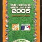 Home Depot 2005 Major League Baseball Fan Guide Derek Jeter