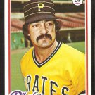Pittsburgh Pirates Fernando Gonzalez 1978 Topps Baseball Card # 433 ex/em