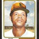 San Diego Padres Bob Tolan 1974 Topps Baseball Card # 535 ex