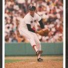 BOSTON RED SOX BRUCE HURST 1987 POSTCARD # 47