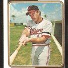 Baltimore orioles Merv Rettenmund 1974 topps baseball card # 585
