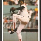 Boston Red Sox Dennis Oil Can Boyd 1987 Postcard # 23