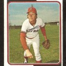 Houston Astros larry Dierker 1974 Topps Traded Baseball Card # 660 good
