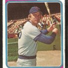 Chicago Cubs Adrian Garrett 1974 topps baseball card # 656 good