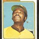 SAN DIEGO PADRES LERON LEE 1974 TOPPS BASEBALL CARD # 651 EX MT