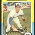Montreal Expos Steve Renko 1975 Topps Baseball Card # 34 vg/ex