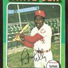 Chicago White Sox Pat Kelly 1975 Topps Baseball Card # 82 vg