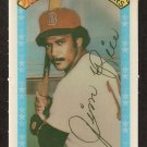 Boston Red Sox Jim Rice 1979 Kelloggs 3-D Superstars # 15 NM