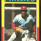 1975 Topps # 162 Philadelphia Phillies Willie Montanez