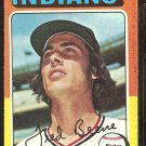 1975 Topps # 181 Cleveland Indians Fred Beene