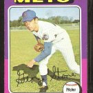 1975 Topps # 239 New York Mets George Stone