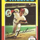 1975 Topps # 267 Philadelphia Phillies Dick Ruthven