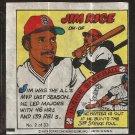 1979 Topps Comic # 2 Boston Red Sox Jim Rice