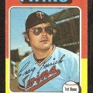1975 Topps # 297 Minnesota Twins Craig Kusick good