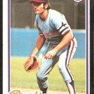 1978 Topps # 172 Texas Rangers Mike Hargrove