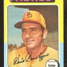1975 Topps # 355 San Diego Padres Chris Cannizzaro
