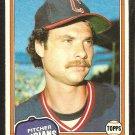 1981 Topps # 122 Cleveland Indians John Denny nr mt