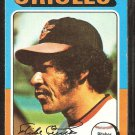 1975 Topps # 410 Baltimore Orioles Mike Cueller vg/ex