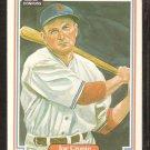 1983 Donruss Hall of Fame Heroes Boston Red Sox Joe Cronin # 20