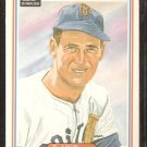 1983 Donruss Hall of Fame Heroes Boston Red Sox Ted Williams # 9