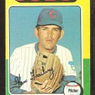 1975 Topps # 436 Chicago Cubs Ken Frailing good