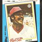 1982 Kmart # 33 Boston Red Sox Jim Rice nr mt