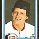 1981 Topps # 161 Baltimore Orioles Dan Graham nr mt