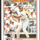 1987 Topps Glossy All Star Baseball Card # 17 New York Yankees Dave Winfield
