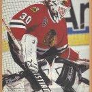 Chicago BlackHawks Ed Belfour 1991 Pinup Photo