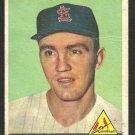 ST LOUIS CARDINALS IRV NOREN 1958 TOPPS # 114 G