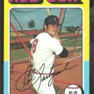 1975 Topps Baseball Card # 280 Boston Red Sox Carl Yastrzemski Yaz ex mt