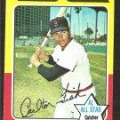 1975 Topps Baseball Card # 80 Boston Red Sox Carlton Fisk nr mt